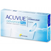 Acuvue Advance Plus (6 kom leća)