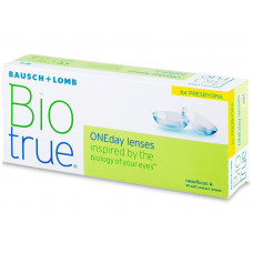 Biotrue ONEday for Presbyopia (30 kom leća)