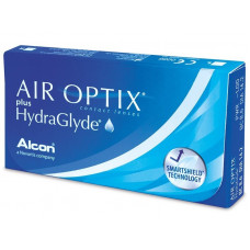 Air Optix plus HydraGlyde (3 kom leća)
