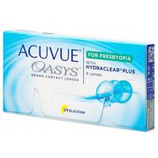 Acuvue Oasys for Presbyopia (6 kom leća)