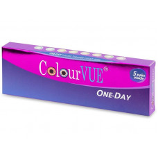 ColourVue One Day TruBlends - s dioptrijom (10 leća)