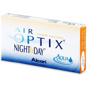 Air Optix Night and Day Aqua (3 kom leća)