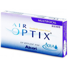 Air Optix Aqua Multifocal (6 kom leća)