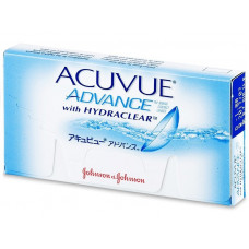Acuvue Advance (6 kom leća)