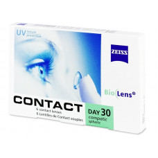 Carl Zeiss Contact Day 30 Compatic (6 kom leća)