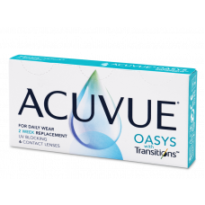 Acuvue Oasys with Transitions (6 kom leća)